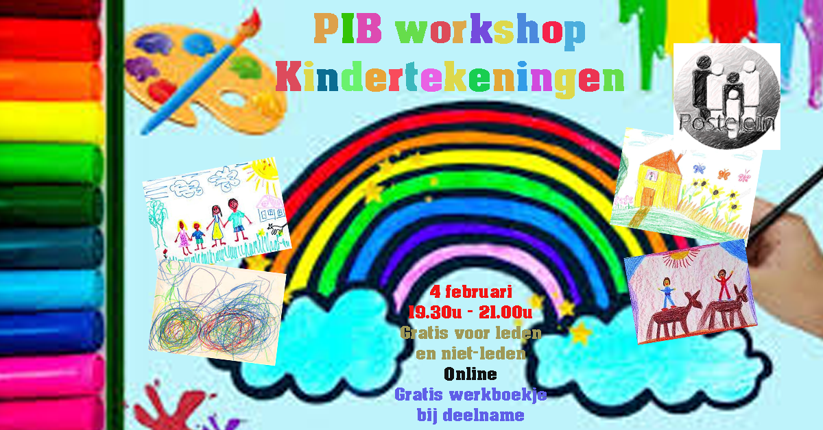 PIB: Workshop kindertekeningen